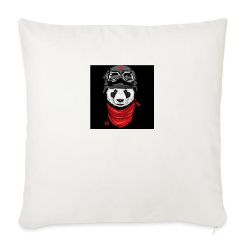 """Panda - Throw Pillow Cover 18"""" x 18"""""""