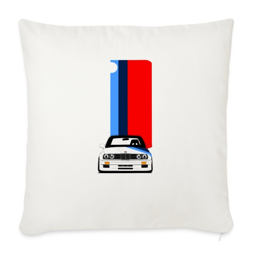 "iPhone M3 case - Throw Pillow Cover 17.5"" x 17.5"""