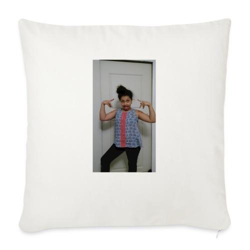 "Winter merchandise - Throw Pillow Cover 18"" x 18"""