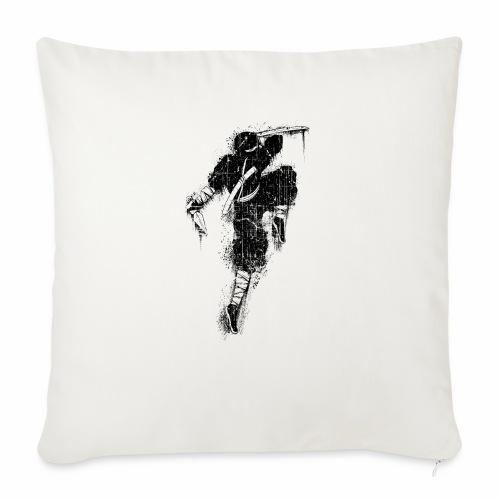 """Ninja - Throw Pillow Cover 18"""" x 18"""""""