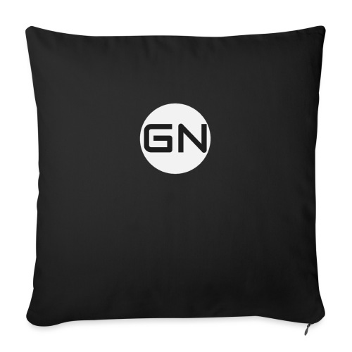 "GN - Throw Pillow Cover 18"" x 18"""