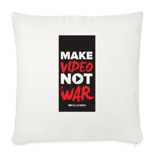 """wariphone5 - Throw Pillow Cover 18"""" x 18"""""""