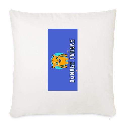 "logo iphone5 - Throw Pillow Cover 18"" x 18"""