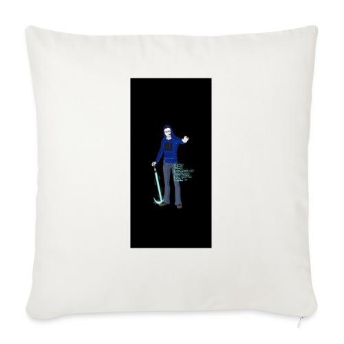 "stuff i5 - Throw Pillow Cover 17.5"" x 17.5"""
