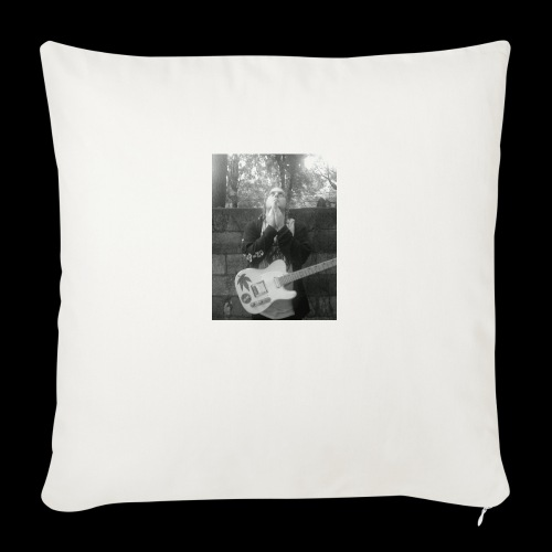 "The Power of Prayer - Throw Pillow Cover 18"" x 18"""