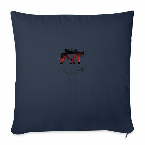 "ART - Throw Pillow Cover 18"" x 18"""