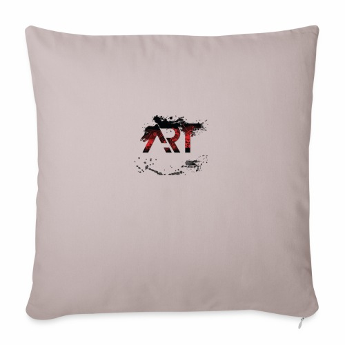 """ART - Throw Pillow Cover 18"""" x 18"""""""