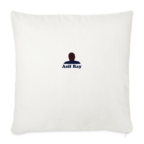 "lit 55 - Throw Pillow Cover 18"" x 18"""