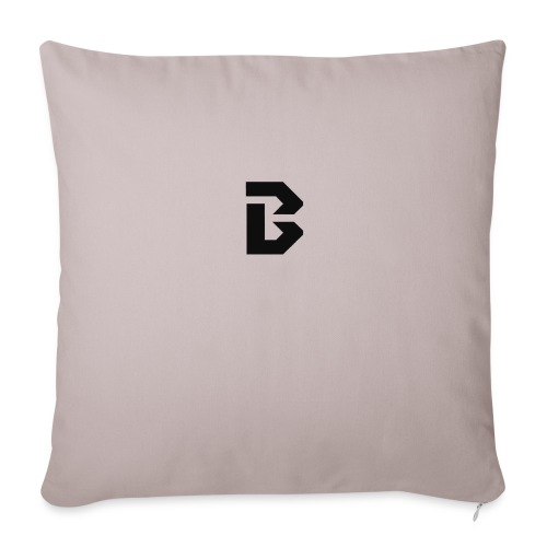"""Click here for clothing and stuff - Throw Pillow Cover 17.5"""" x 17.5"""""""