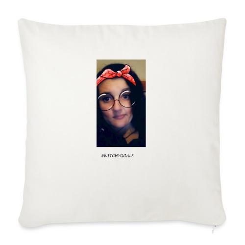 """geek02 - Throw Pillow Cover 18"""" x 18"""""""
