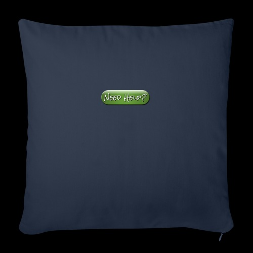 "IMG 0448 - Throw Pillow Cover 18"" x 18"""