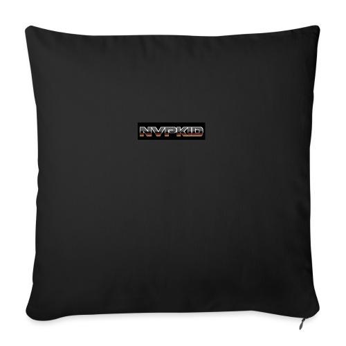 "nvpkid shirt - Throw Pillow Cover 17.5"" x 17.5"""