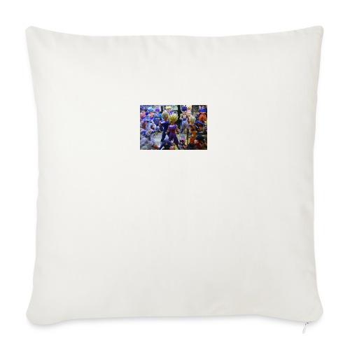 """cartoons - Throw Pillow Cover 18"""" x 18"""""""