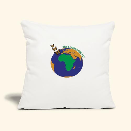 "The CG137 logo - Throw Pillow Cover 17.5"" x 17.5"""