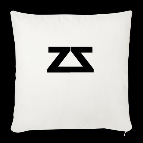 "ZOZ - Throw Pillow Cover 18"" x 18"""