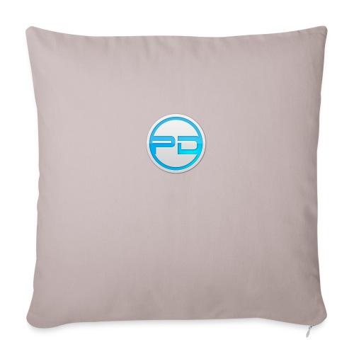 "PR0DUD3 - Throw Pillow Cover 18"" x 18"""
