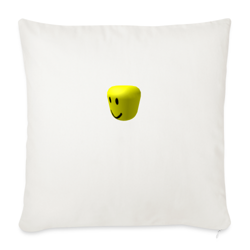 """oof - Throw Pillow Cover 18"""" x 18"""""""