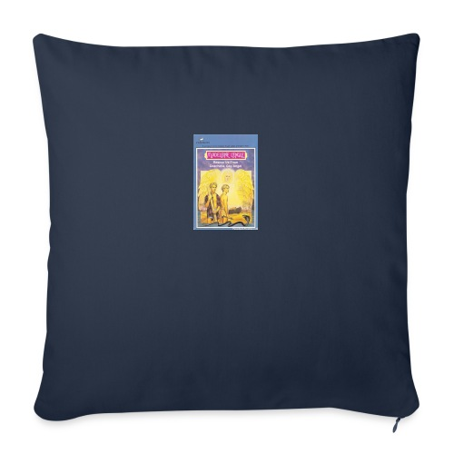 """Gay Angel - Throw Pillow Cover 18"""" x 18"""""""
