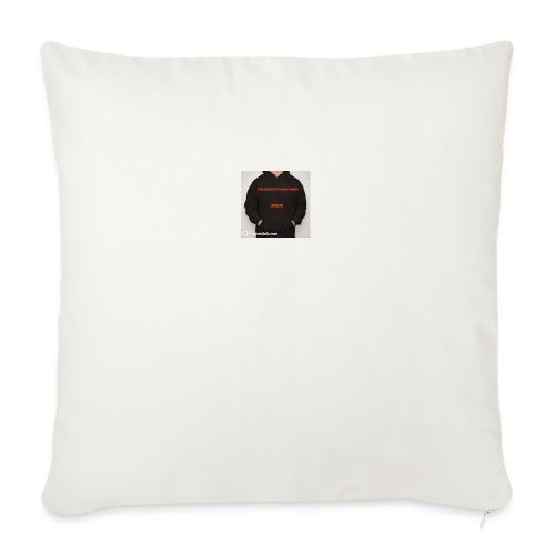 "SHIRT - Throw Pillow Cover 18"" x 18"""