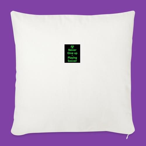"thA573TVA2 - Throw Pillow Cover 18"" x 18"""