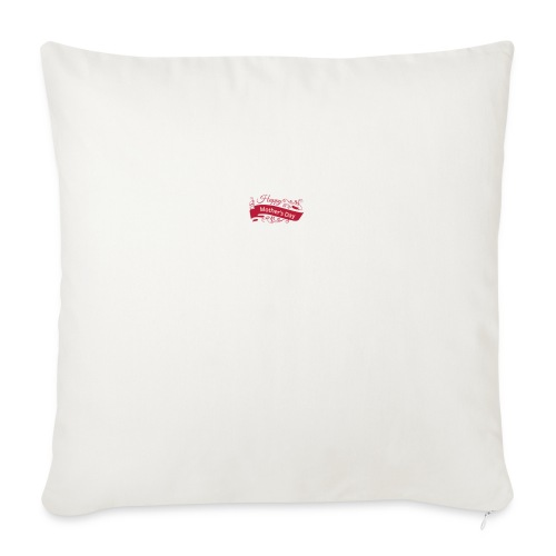 """mother - Throw Pillow Cover 17.5"""" x 17.5"""""""