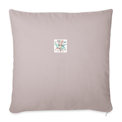 "lit - Throw Pillow Cover 18"" x 18"""