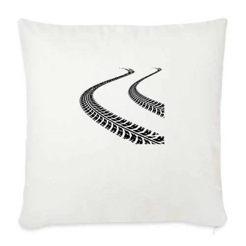 "Cone Killer Women's T-Shirts - Throw Pillow Cover 17.5"" x 17.5"""