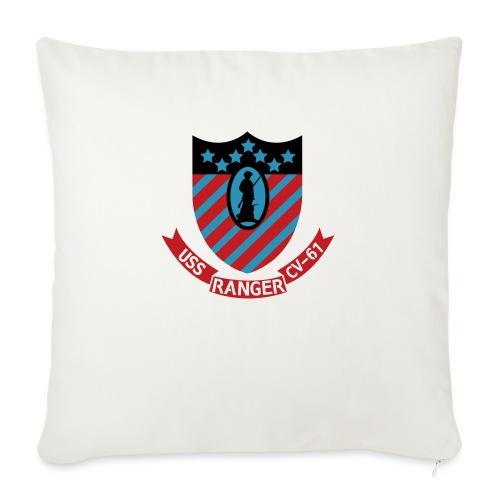 "ussranger - Throw Pillow Cover 18"" x 18"""