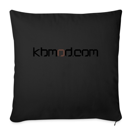 "kbmoddotcom - Throw Pillow Cover 18"" x 18"""