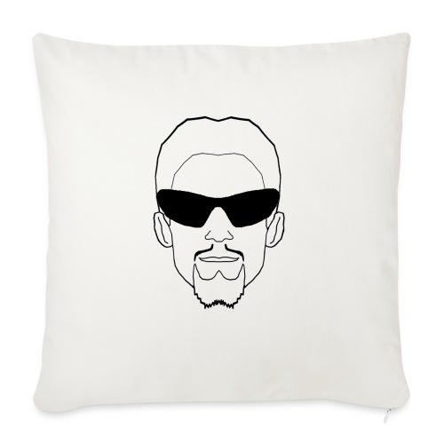 "Thomas EXOVCDS - Throw Pillow Cover 17.5"" x 17.5"""