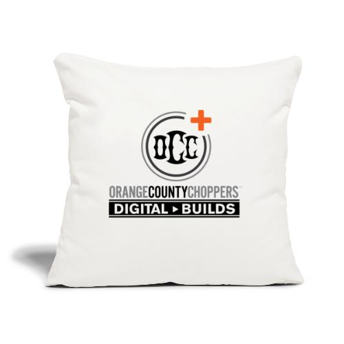 "OCC Plus - Throw Pillow Cover 18"" x 18"""