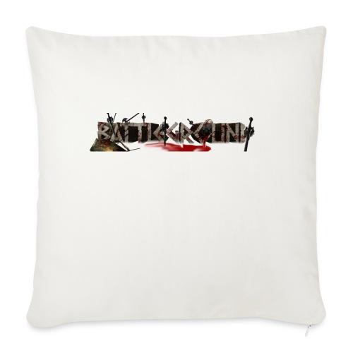 """EoW Battleground - Throw Pillow Cover 18"""" x 18"""""""
