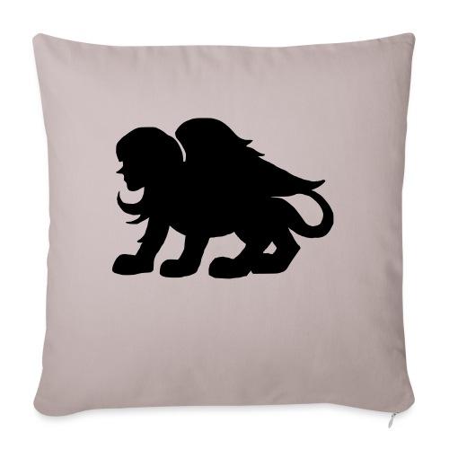 "poloshirt - Throw Pillow Cover 17.5"" x 17.5"""