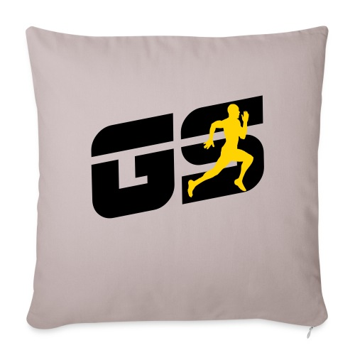 "sleeve gs - Throw Pillow Cover 17.5"" x 17.5"""