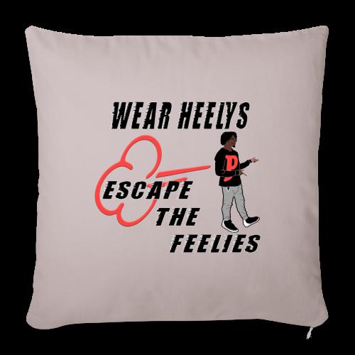 HEELYS FOR YA FEELIES - Throw Pillow Cover