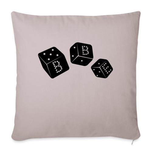 """black box_vector2 - Throw Pillow Cover 17.5"""" x 17.5"""""""