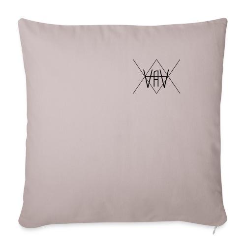 "VaV Hoodies - Throw Pillow Cover 17.5"" x 17.5"""