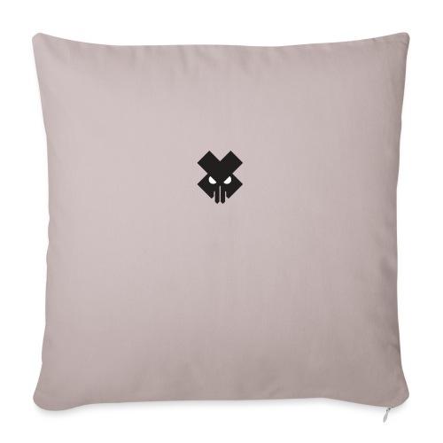 "T.V.T.LIFE LOGO - Throw Pillow Cover 17.5"" x 17.5"""