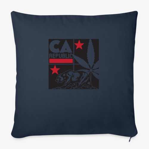 """grid2 png - Throw Pillow Cover 17.5"""" x 17.5"""""""