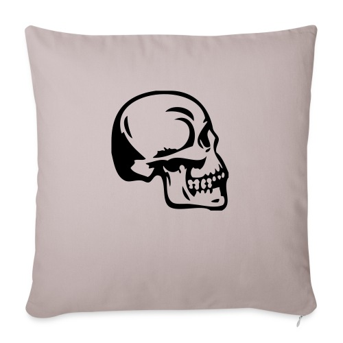 "Halloween Skulls Trick or Treat Bags - Throw Pillow Cover 17.5"" x 17.5"""