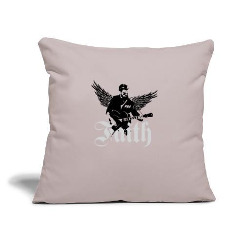 """faithwings png - Throw Pillow Cover 17.5"""" x 17.5"""""""