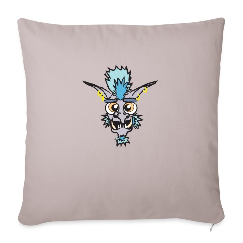 """Warcraft Troll Baby - Throw Pillow Cover 17.5"""" x 17.5"""""""