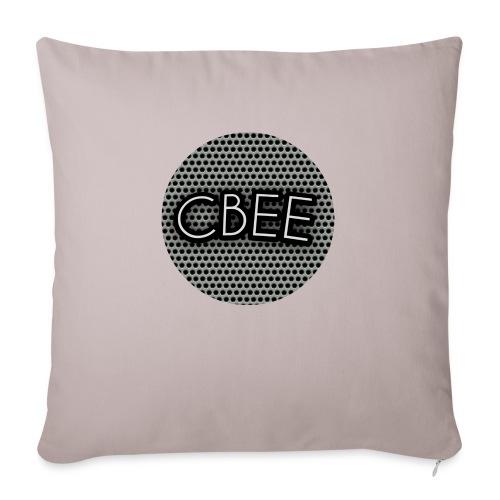 "Cbee Store - Throw Pillow Cover 17.5"" x 17.5"""