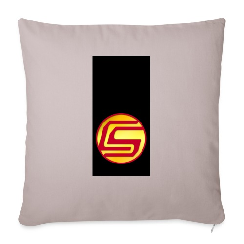 "siphone5 - Throw Pillow Cover 17.5"" x 17.5"""