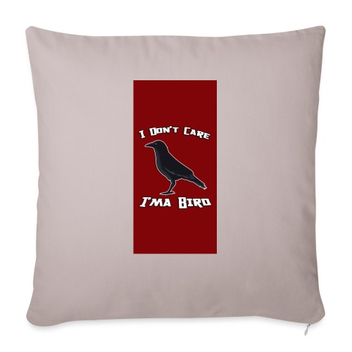 "iPhone 5 - Throw Pillow Cover 17.5"" x 17.5"""