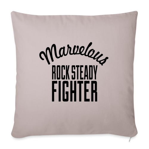 """RSB Marvelous - Throw Pillow Cover 17.5"""" x 17.5"""""""