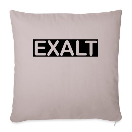 """EXALT - Throw Pillow Cover 17.5"""" x 17.5"""""""