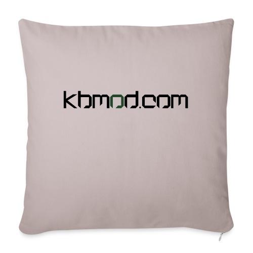 "kbmoddotcom - Throw Pillow Cover 17.5"" x 17.5"""