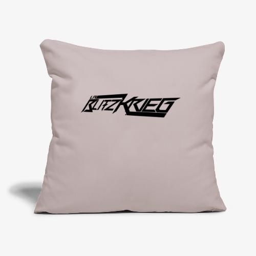 """krieglogo03 - Throw Pillow Cover 17.5"""" x 17.5"""""""