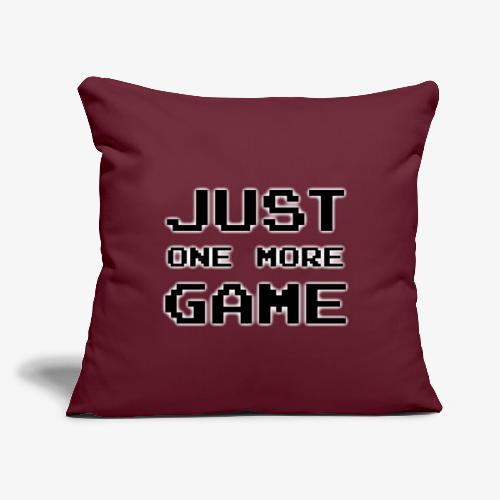 "onemore - Throw Pillow Cover 17.5"" x 17.5"""